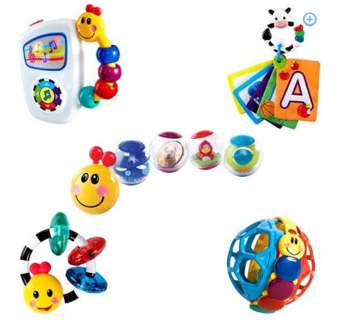 Baby Einstein Discovery Essentials Bundle