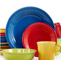 $98.99 Fiesta Mixed Bright Colors 16-Piece Set, Service for 4 @macyss.com