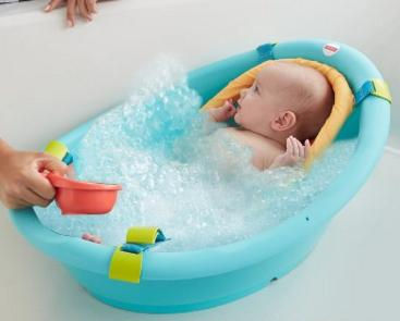 Fisher-Price Rinse 'n Grow Tub @ Amazon