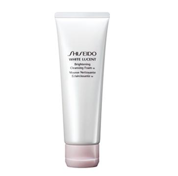 $35 WHITE LUCENT Brightening Cleansing Foam @ Shiseido
