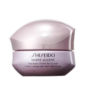 $55 WHITE LUCENT Anti-Dark Circles Eye Cream @ Shiseido