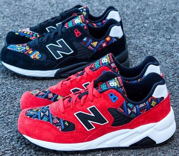 580 Considered Chaos @ New Balance