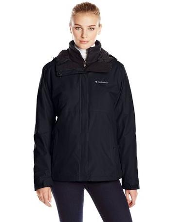 Columbia Women's Nordic Cold Front Interchange Jacket @ Amazon