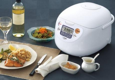 $92.22 Zojirushi NS-WAC18 Micom Rice Cooker & Warmer