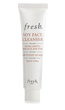 Deluxe Soy Face Cleanser, 20 mL with $30 Fresh Purchase @Neiman Marcus