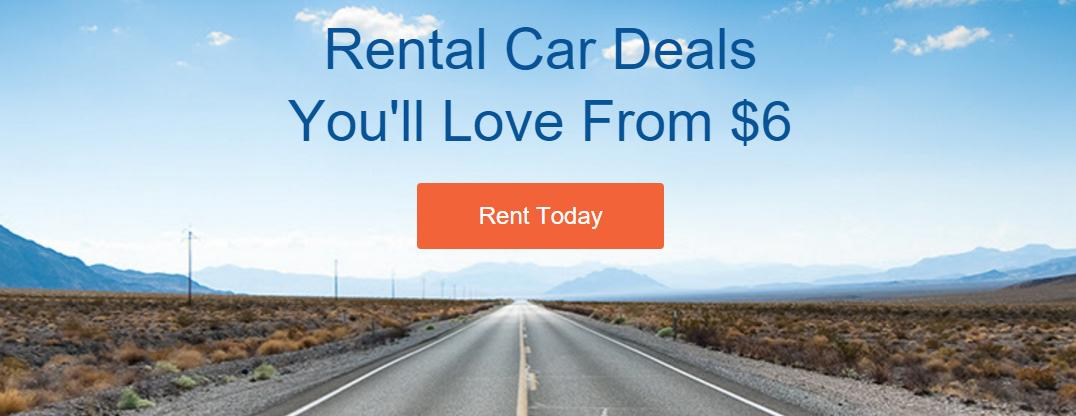 From $6 Priceline offers Rental Cars Deals