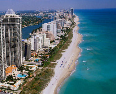 From $38 Frontier Airlines Sale to Miami, Washington DC