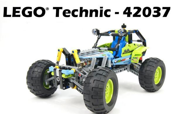 LEGO Technic Formula Off-Roader (42037)