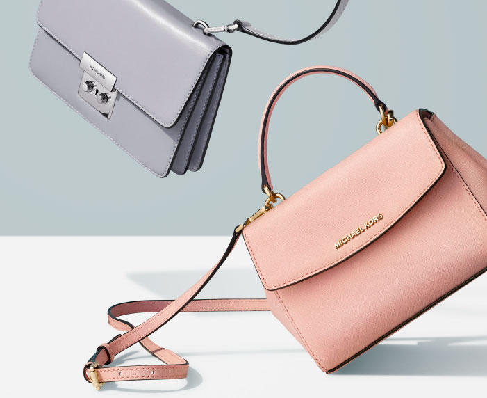 Save Up To $200 Off Michael Kors The New MINI Bags @ Michael Kors