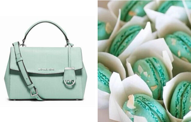 Save Up To $200 Off Michael Michael Kors Celadon Saffiano Leather  Handbag @ Michael Kors