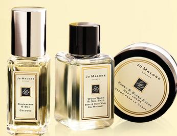 Free Fragrance Combining™ Collection with Any Purchase of $175 @ Jo Malone London