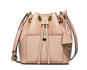 MICHAEL MICHAEL KORS  Greenwich Small Saffiano Leather Bucket Bag @ Michael Kors