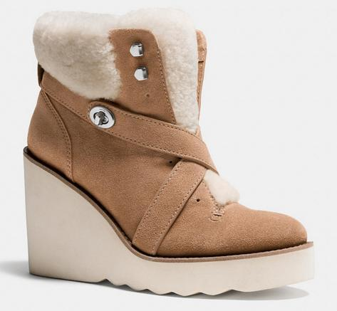 COACH Kenna Boots On Sale @ 6PM.com
