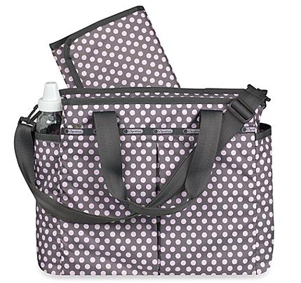 LeSportsac Ryan Baby Diaper Bag @ Amazon