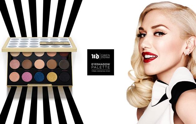Free 6-Piece Gift With $50 UD x Gwen Stefani Collection @ Nordstrom
