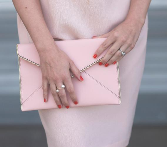 Rebecca Minkoff 'Leo' Envelope Clutch On Sale @ Nordstrom