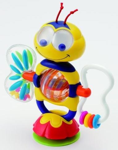 Munchkin Bobble Bee Suction Toy @ Amazon