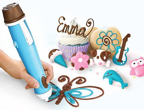 Candy Craft Chocolate Pen , 8oz @ Amazon