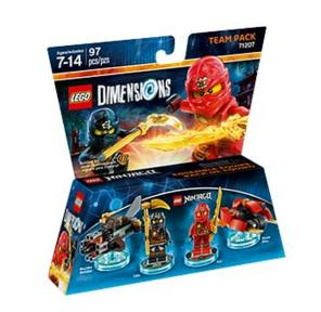 $7.49 Lego Dimensions Fun Packs