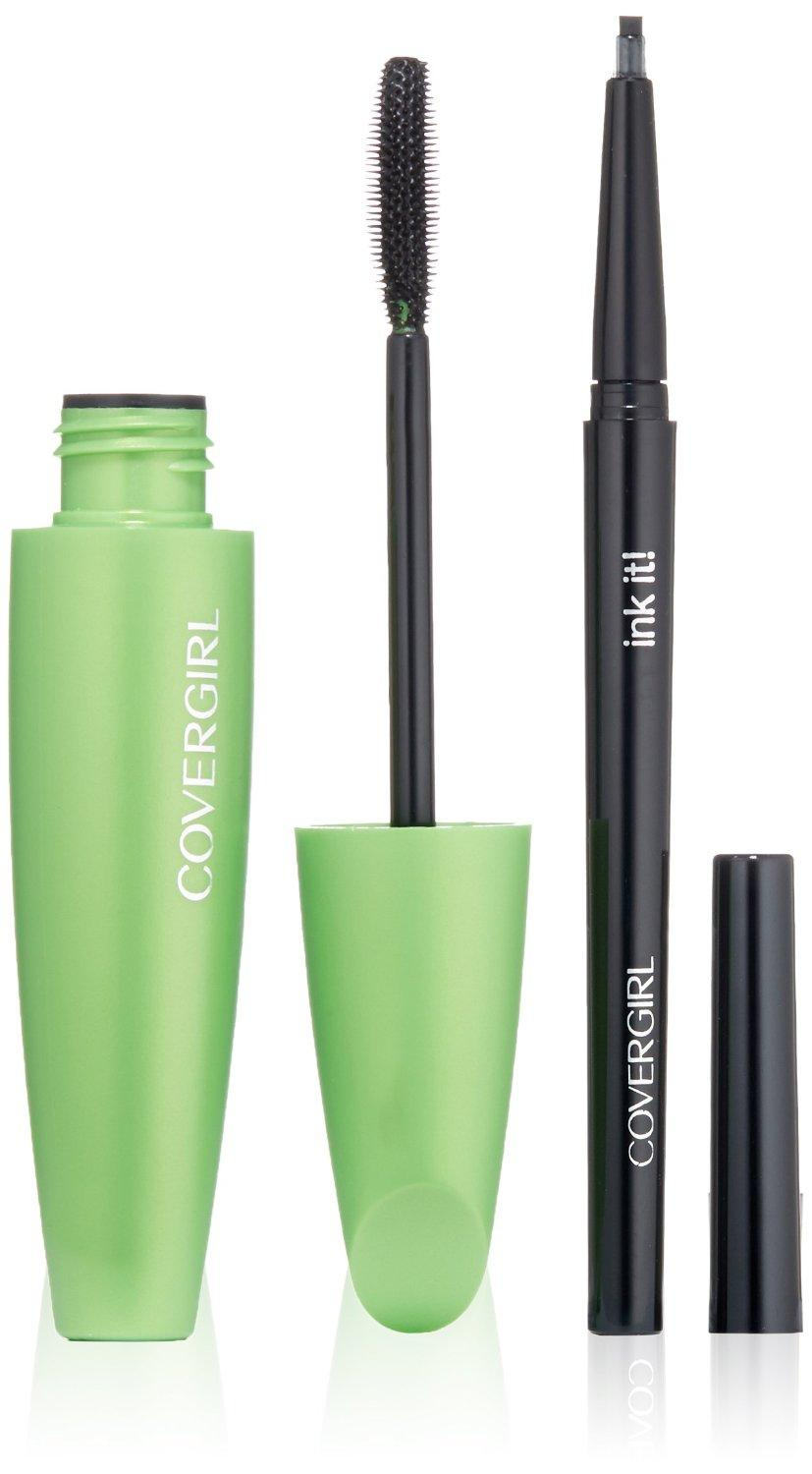 Covergirl Clump Crusher Water Resistant Mascara By Lashblast, Black Brown 835