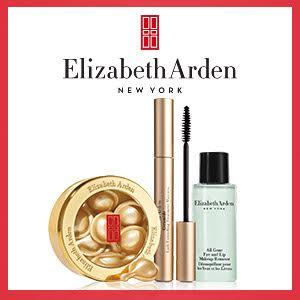 Dealmoon Exclusive!Free #1 Eye Serum + Full-Size Mascara + Extra Sample with $50 Purchase @ Elizabeth Arden