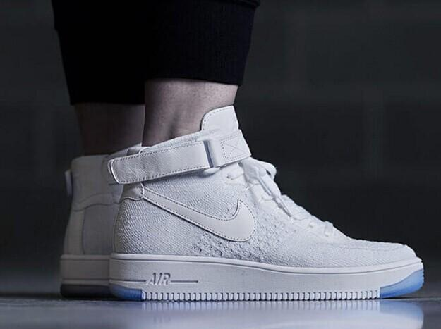 $175 NIKE AIR FORCE 1 ULTRA FLYKNIT @ Nike Store