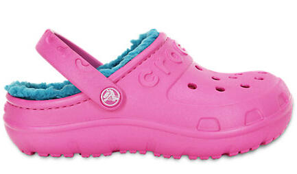 Crocs Hilo Lined Kids Clog