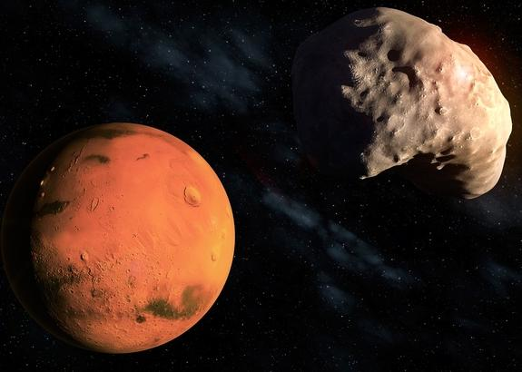 $15 One Acre of Land on Mars from Buy Planet Mars @ Groupon