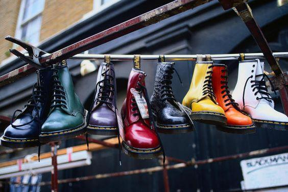 Up to 57% Off Dr. Martens Womens' Boots @ 6PM.com