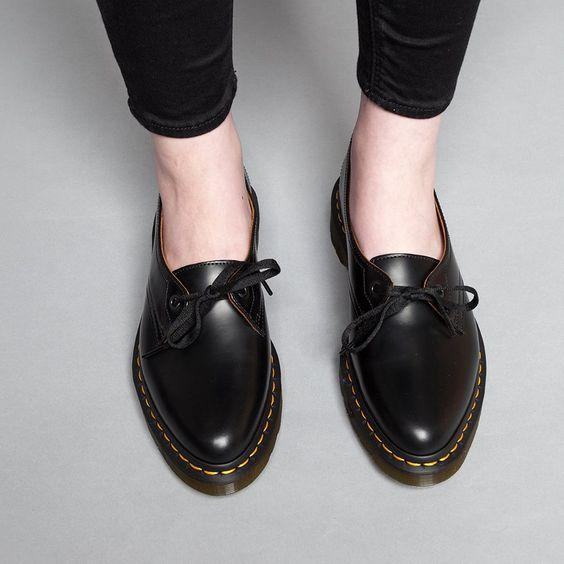 Up to 60% Off Dr. Martens Womens' Oxfords @ 6PM.com