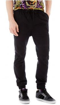 akademiks® Nollie Twill Jogger Pants @ JCPenney
