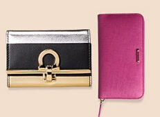 Up to 72% off Select Salvatore Ferragamo, Fendi and more Designer Wallet @ MYHABIT