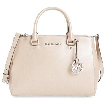 40% Off Select MICHAEL Michael Kors Handbags in Ballet Color @ Nordstrom