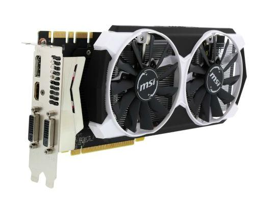 MSI GeForce GTX 970 OC 4GB GDDR5 Video Card