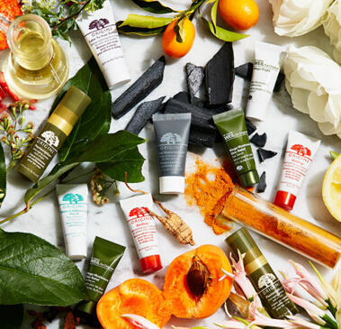 Free Mega-Bright 3-piece Sample Set with Any $45 Order @ Origins