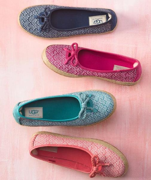 $50 and Under UGG Women's Flats On Sale @ 6PM.com