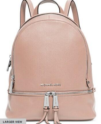MICHAEL Michael Kors Rhea Zip Small Backpack @ Michael Kors
