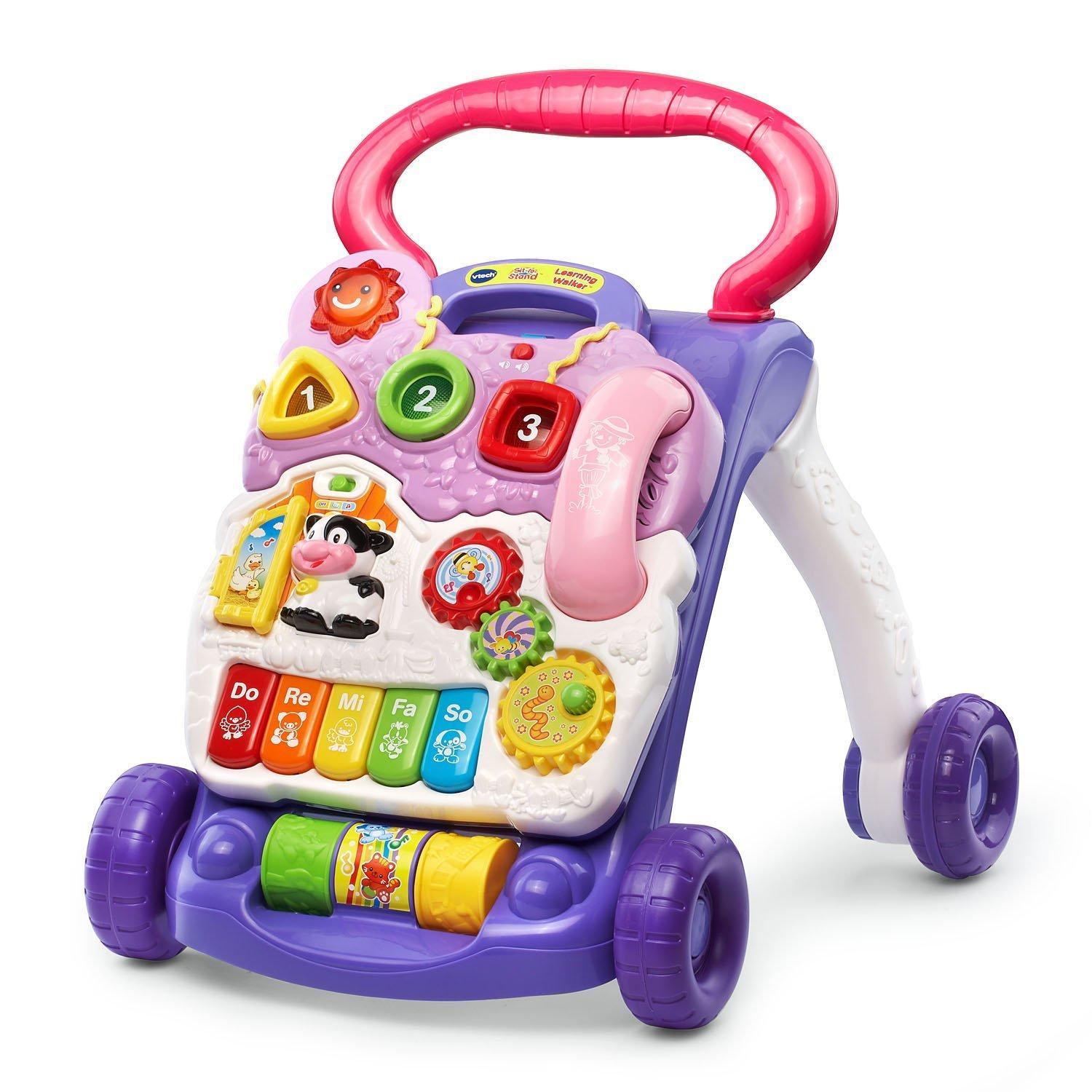 $20.7 VTech Sit-to-Stand Learning Walker
