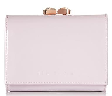 Ted Baker Caaro Clutch Wallet, Pale Pink @ MYHABIT