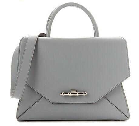 Givenchy Obsedia Small Textured Leather Satchel @ Rue La La