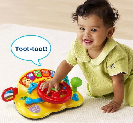 VTech Turn and Learn Driver @ Amazon