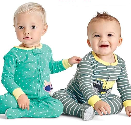 50% Off + Extra Up to 20% Off All Sleepwears @ Carter's