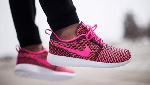 Nike Roshe One Flyknit Casual Shoes @ FinishLine.com