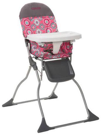Cosco Simple Fold High Chair, Bloom