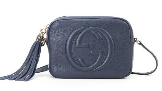 Gucci Soho Leather Disco Bag @ Rue La La