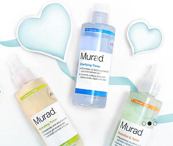 $10 Off $50 + Up to 25% Off Select Products @ Murad.com, DEALMOON EXCLUSIVE