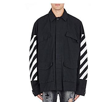 Get $25 Gift Card for every $250 OFF-WHITE spent @ Barneys New York.