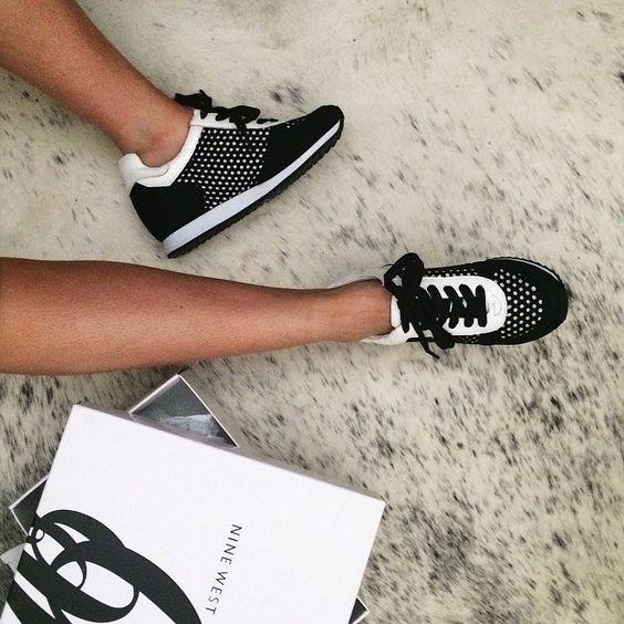 Up to 68% Off Nine West Women's Sneakers @ 6PM.com