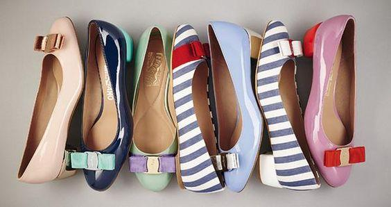 Up to 60% Off Salvatore Ferragamo Women's Shoes @ 6PM.com