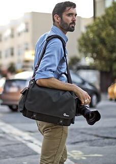 Lowepro Urban Reporter 250 Camera Bag - Black